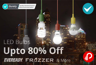 Frazzer LED Bulbs