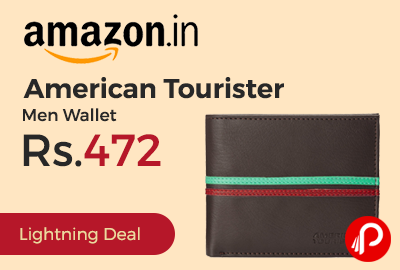 American Tourister Men Wallet