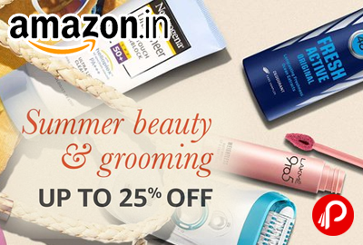 Summer Beauty and Grooming