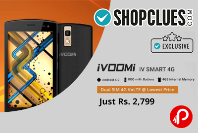 iVOOMi iV Smart 4G Mobile