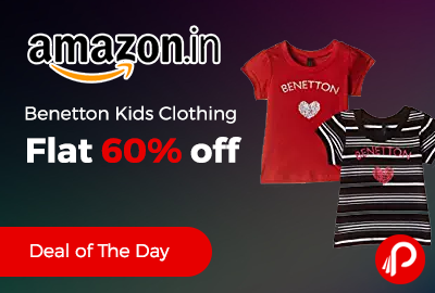 Benetton Kids Clothing
