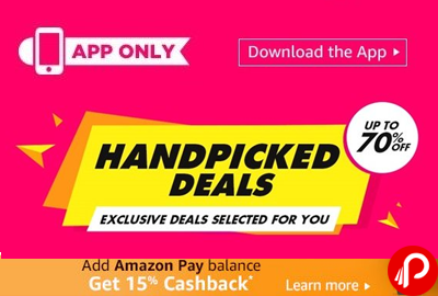 Handpicked Deals