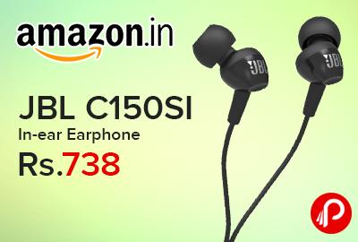 JBL C150SI In-ear Earphone