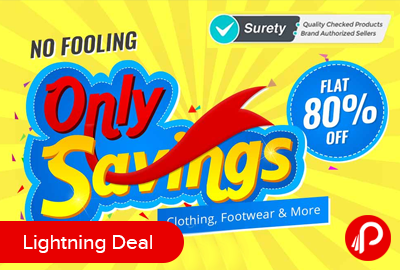 Only Savings Clothing Footwear