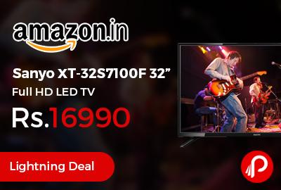 """Sanyo XT-32S7100F 32"""" Full HD LED TV"""