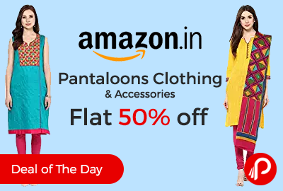 Pantaloons Clothing & Accessories