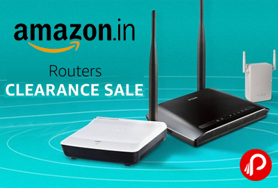 Routers Clearance Sale
