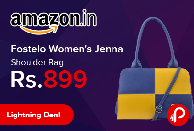 Fostelo Women's Jenna Shoulder Bag