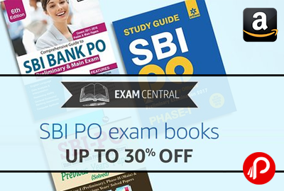 SBI PO Exam Books