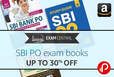 SBI PO Exam Books