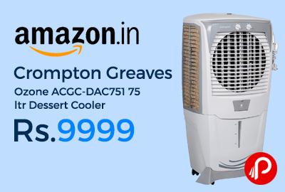 Crompton Greaves Ozone ACGC-DAC751 75 ltr Dessert Cooler