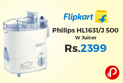Philips HL1631/J 500 W Juicer