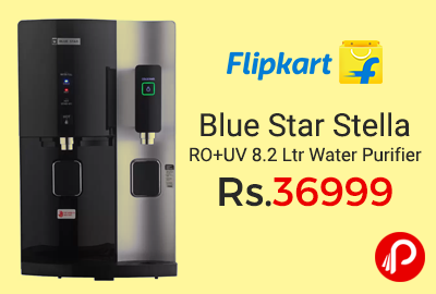 Blue Star Stella RO+UV 8.2 Ltr Water Purifier