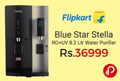 Blue Star Stella RO+UV 8.2 Ltr Water Purifier