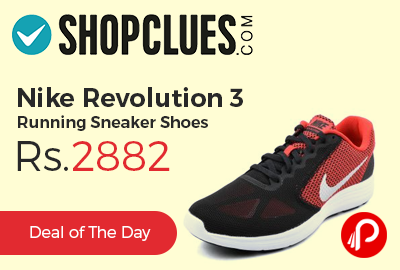 Nike Revolution 3 Running Sneaker Shoes