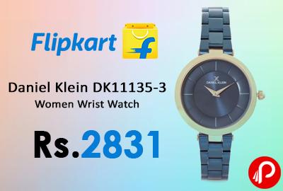 Daniel Klein DK11135-3 Women Wrist Watch