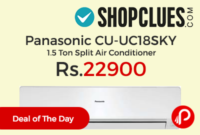 Panasonic CU-UC18SKY 1.5 Ton Split Air Conditione