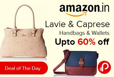 Lavie & Caprese Handbags & Wallets