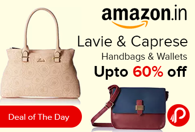 Lavie & Caprese Handbags & Wallets