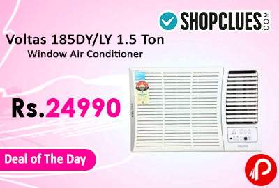 Voltas 185DY/LY 1.5 Ton Window Air Conditioner