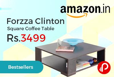 Forzza Clinton Square Coffee Table