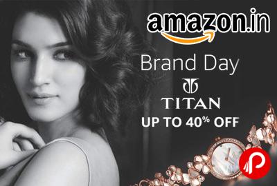 Titan Brand Day