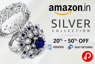 Silver Jewellery Collection