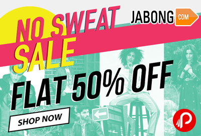 No Sweat Sale