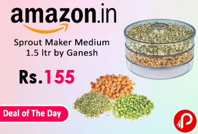 sprout maker price list in india best online shopping deals daily