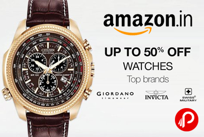 Giordano, Invicta, Swiss Military Watches