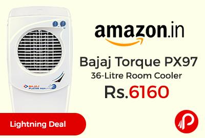 Bajaj Torque PX97 36-Litre Room Cooler