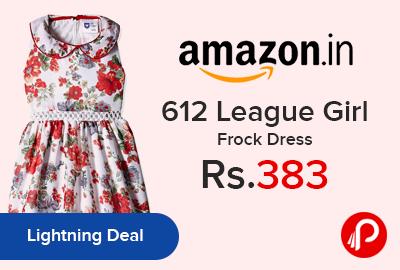 612 League Girl Frock Dress