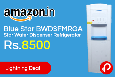 Blue Star BWD3FMRGA Star Water Dispenser Refrigerator