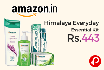 Himalaya Everyday Essential Kit