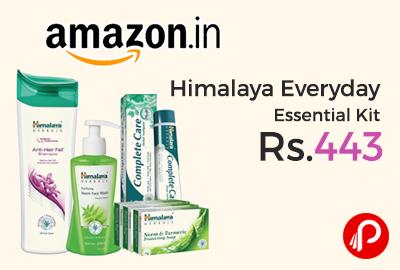 Himalaya Everyday Essential Kit