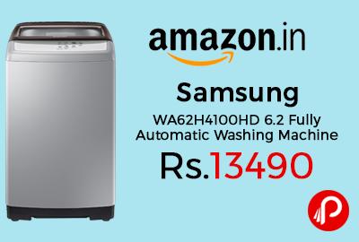 Samsung WA62H4100HD 6.2 Fully Automatic Washing Machine