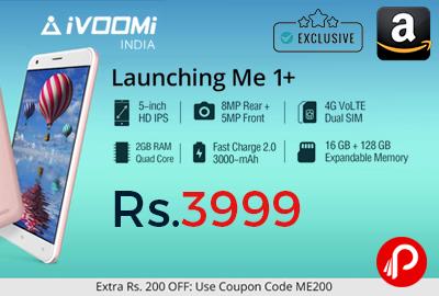iVooMi Me1 Mobile