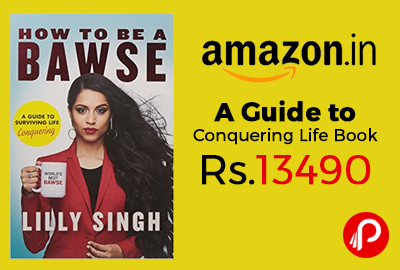 How to Be a Bawse - A Guide to Conquering Life Book
