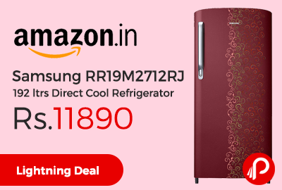 Samsung RR19M2712RJ 192 ltrs Direct Cool Refrigerator