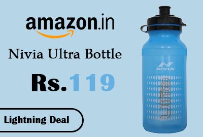 Nivia Ultra Bottle