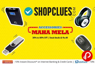 Accessories Maha Mela