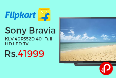 "Sony Bravia KLV 40R352D 40"" Full HD LED TV"
