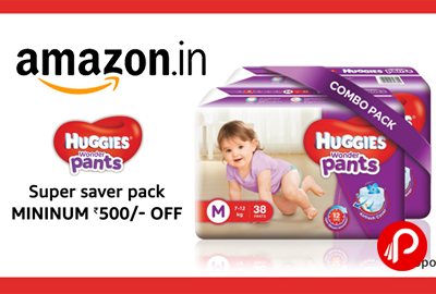 Huggies Wonder Pants Diapers