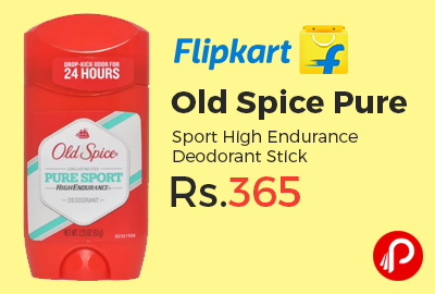 Old Spice Pure Sport High Endurance Deodorant Stick