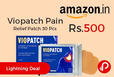 Viopatch Pain Relief Patch 30 Pcs