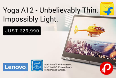 Lenovo Yoga A12 Android Tablet