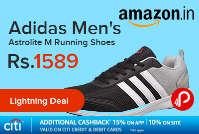 Adidas Men's Astrolite M Running Shoes