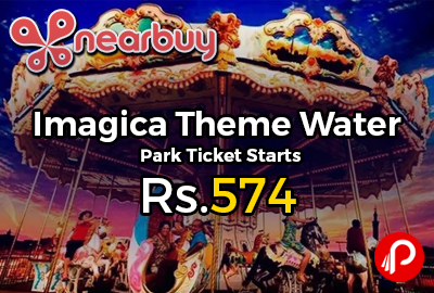 Imagica Theme Water Park Ticket