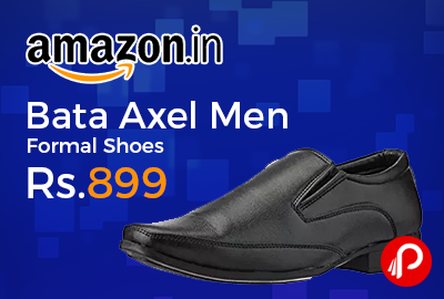 Bata Axel Men Formal Shoes