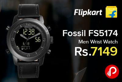 Fossil FS5174 Men Wrist Watch